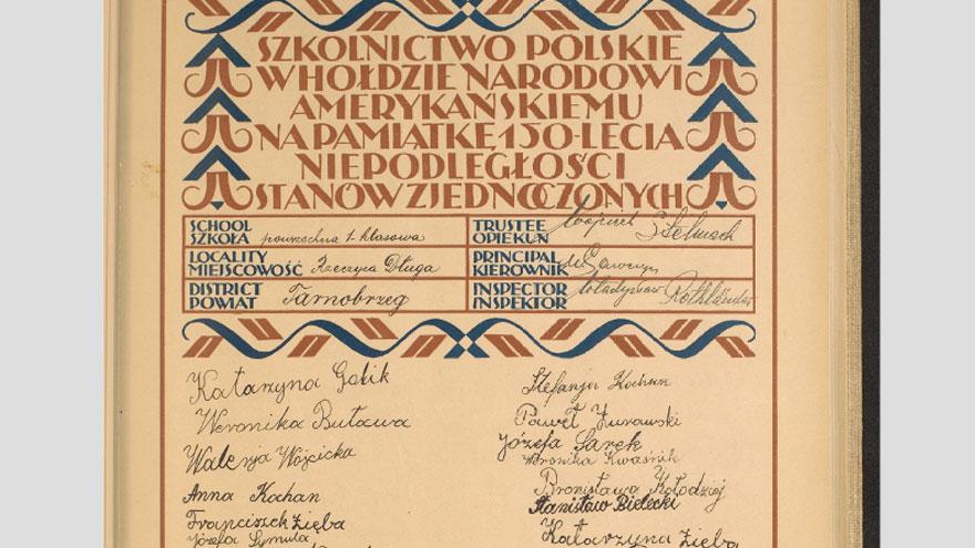 Polska 1926 Portret zbiorowy II RP